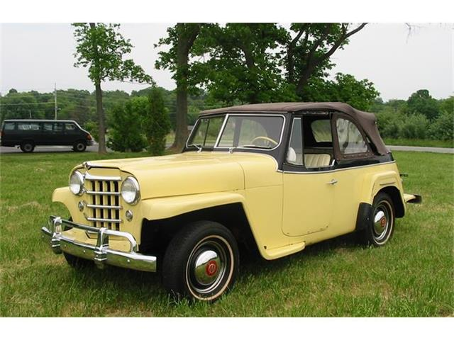 1950 Willys Jeepster | 540759