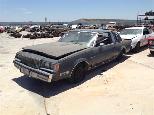 1983 Buick Regal | 547802