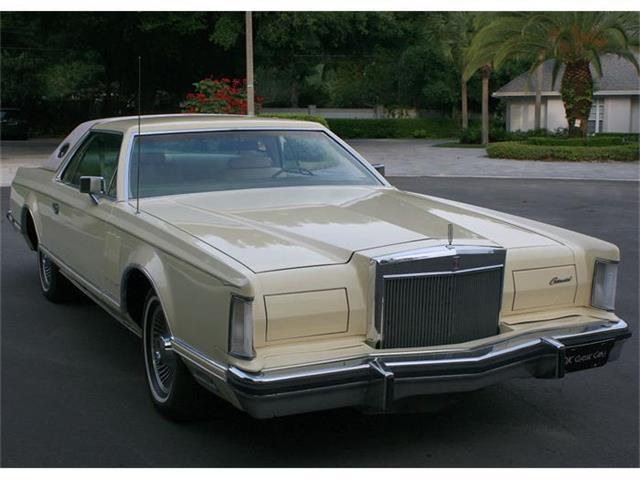 1979 Lincoln Mark V | 547873