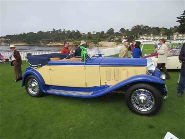 1930 Bianchi S8 | 547876