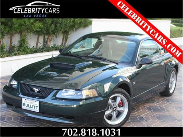 2001 Ford Mustang | 548086