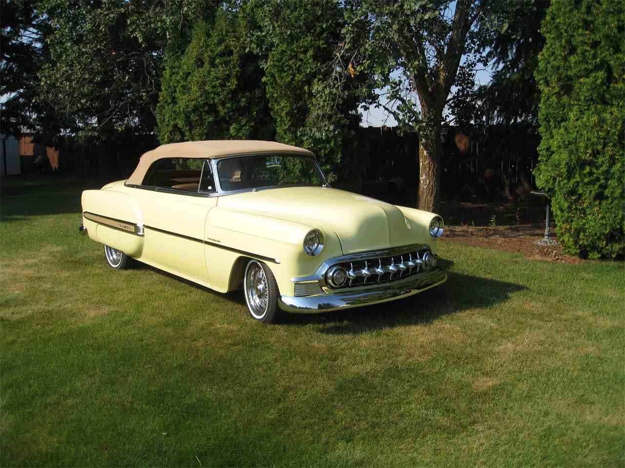Large Picture of '53 Bel Air - BR24