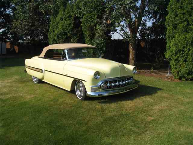 1953 Chevrolet Bel Air | 548284
