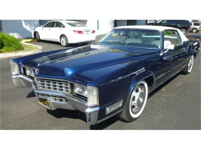 1968 Cadillac Eldorado | 549127