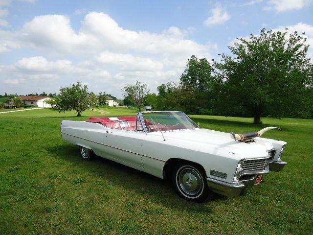 1967 Cadillac Brougham | 549250