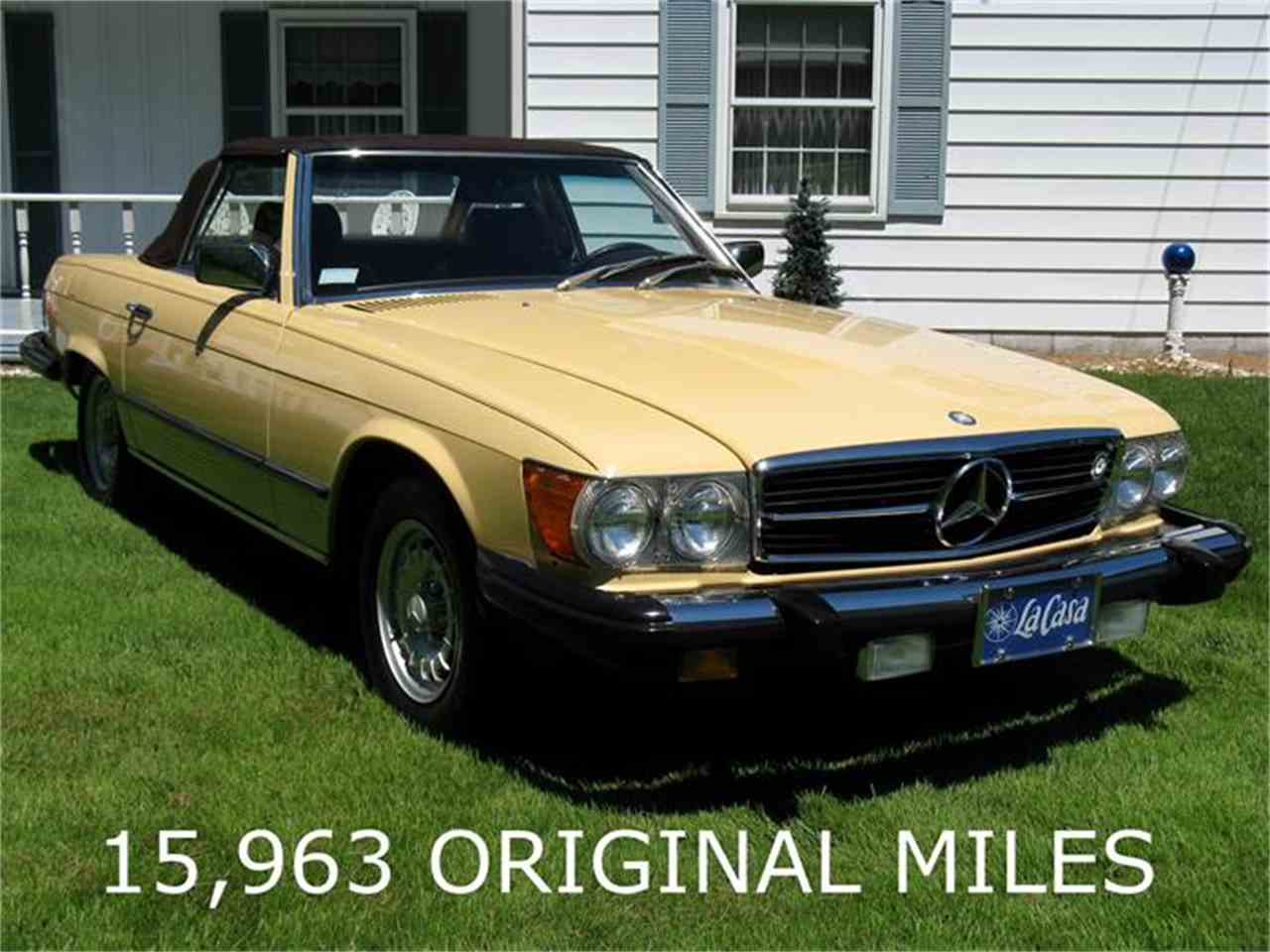 1982 mercedes benz 380sl for sale cc for Mercedes benz ohio