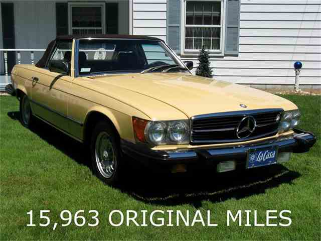 1982 Mercedes-Benz 380SL | 549752