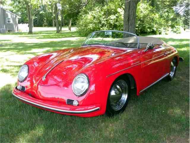 1956 Porsche 356 | 551009