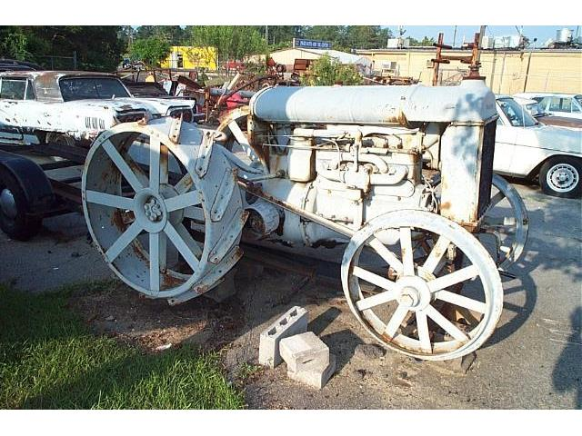 1930 Unspecified Tractor | 551588