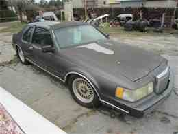 1991 Lincoln Continental Mark II for Sale - CC-551608