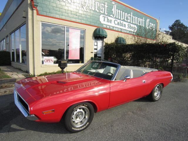 1970 Dodge Challenger | 551645