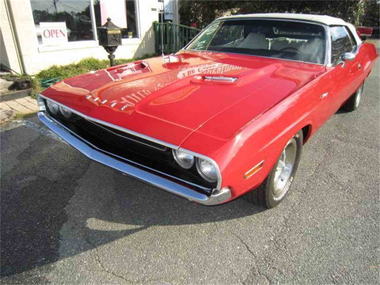 1970 dodge challenger for sale cc 551645. Black Bedroom Furniture Sets. Home Design Ideas