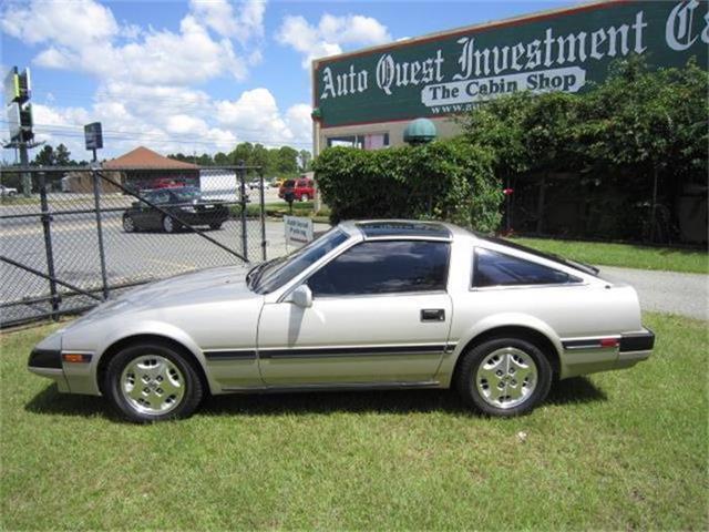 1985 Nissan 300ZX | 551649