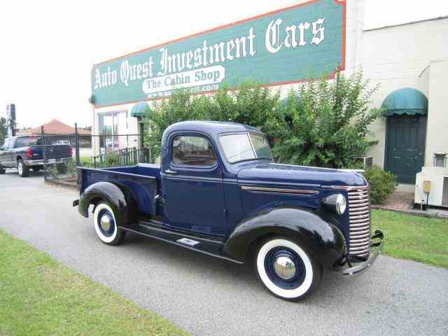 1939 Chevrolet 1/2 ton pick up | 551664