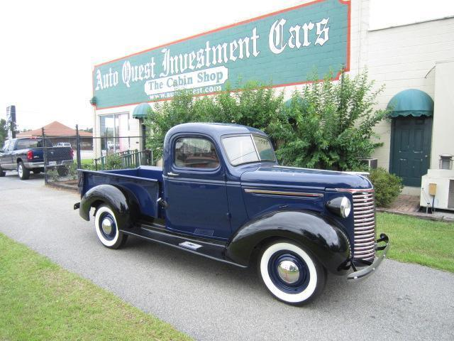1939 Chevrolet 1/2 ton pick up | 551664