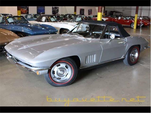 1967 Chevrolet Corvette | 551762