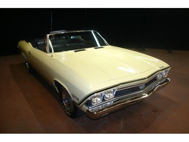 1968 Chevrolet Chevelle SS | 553390