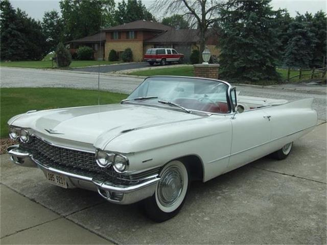 1960 Cadillac DeVille | 553638