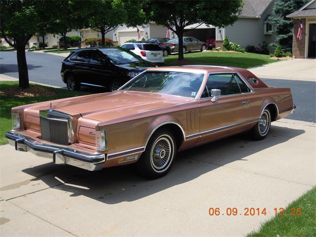 1979 Lincoln Mark V | 553697