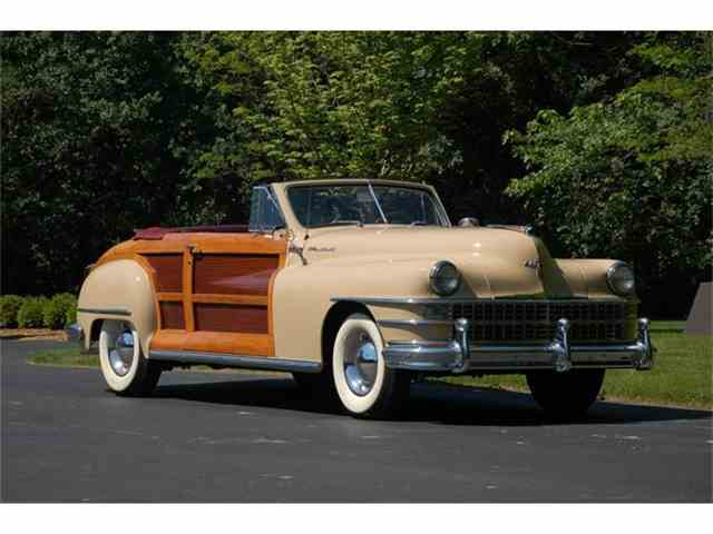 1948 Chrysler Town & Country | 553698
