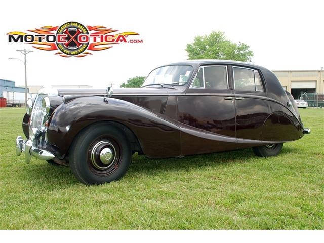 1952 Daimler Empress | 553785
