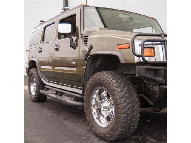 2003 Hummer H2 | 553875