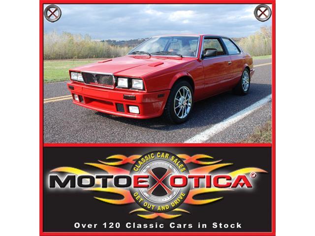 1985 Maserati Biturbo | 553887