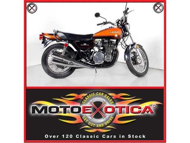 1973 Kawasaki Motorcycle   553890