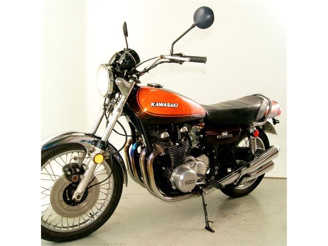 1973 Kawasaki Motorcycle | 553890