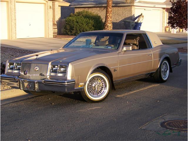 1985 Buick Riviera | 553912