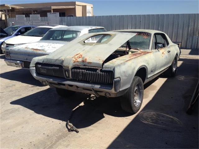 1967 Mercury Cougar | 553969