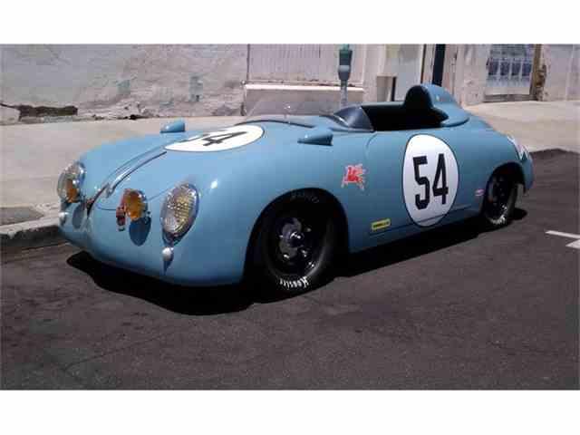 1957 Porsche Speedster | 553973