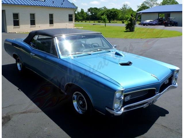 1967 Pontiac GTO | 554033