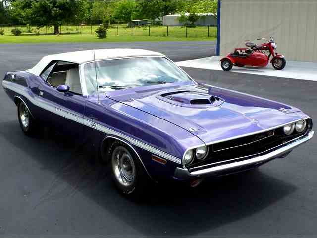 1970 DODGE CHALLENGER CONVERTIBLE R/T | 554035