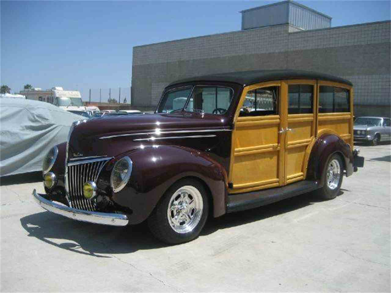 1939 Ford Woody Wagon for Sale - CC-554069