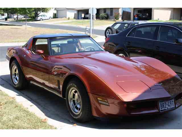 1981 Chevrolet Corvette | 554213