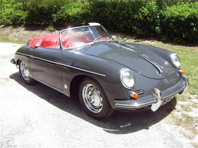 1960 Porsche 356B | 554524