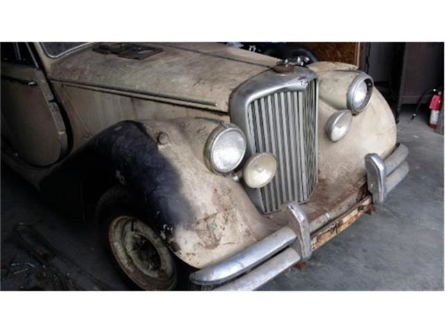 1949 Jaguar Mark V | 554718