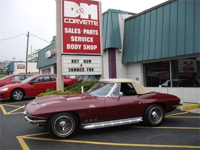1966 Chevrolet Corvette | 550477