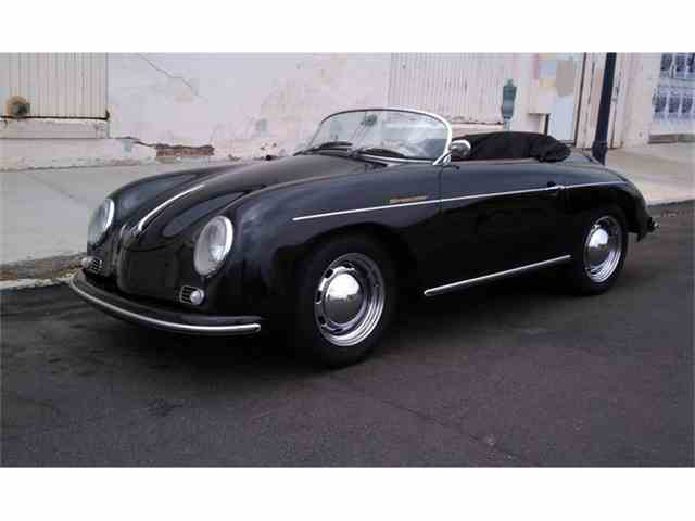 1957 Porsche Speedster | 550488