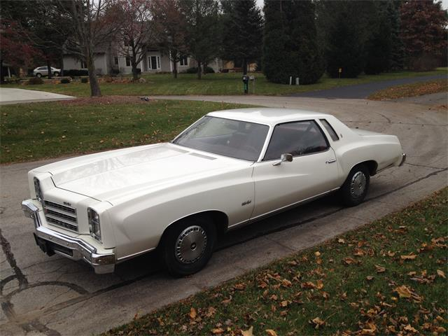 1976 Chevrolet Monte Carlo | 554939