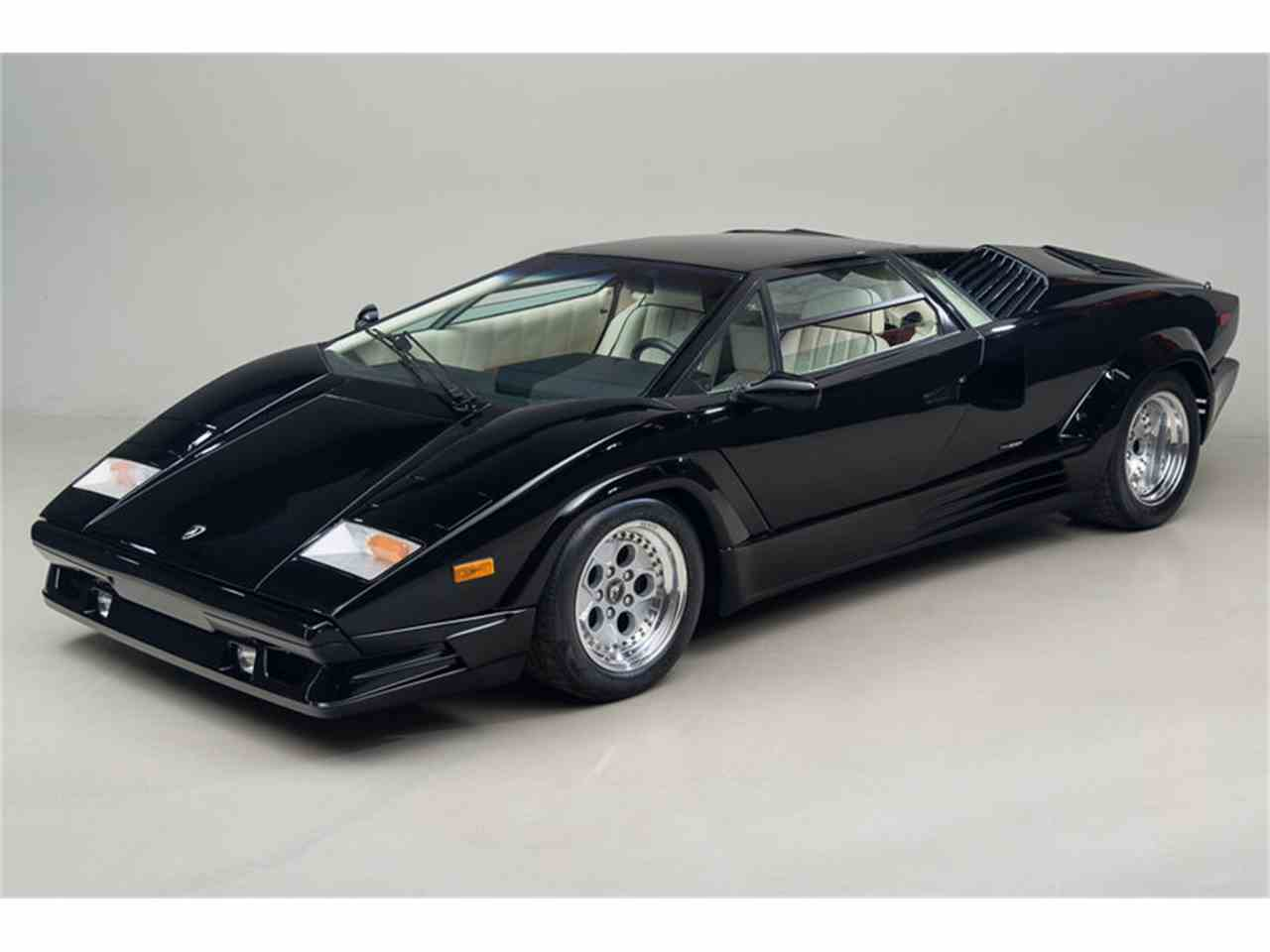 1989 lamborghini countach 25th anniversary edition for sale cc 554981. Black Bedroom Furniture Sets. Home Design Ideas