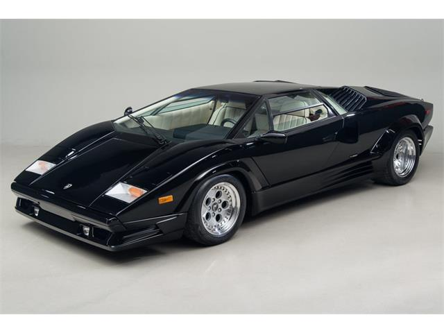1989 Lamborghini Countach 25th Anniversary Edition | 554981