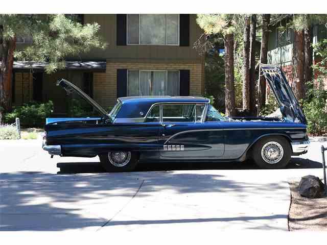 1958 Ford Thunderbird | 555123