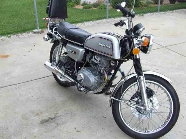 1975 Honda CB200T | 555234
