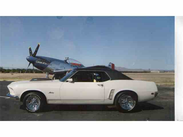 1969 Ford Mustang   555268