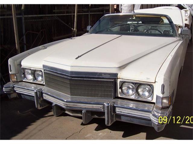 1974 Cadillac Eldorado | 555315