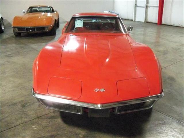 1971 Chevrolet Corvette | 555536
