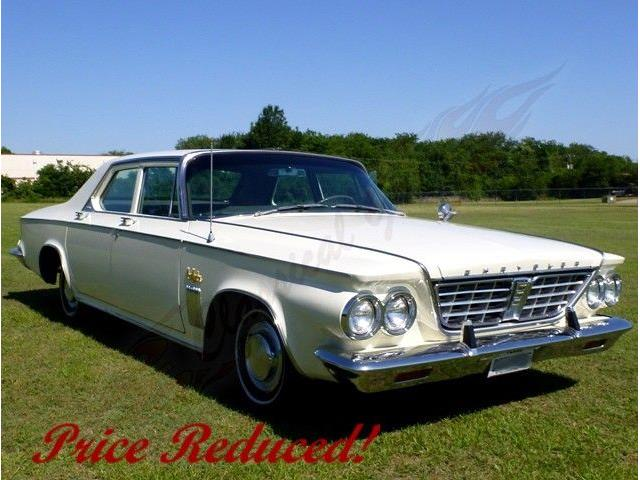 1963 Chrysler New Yorker | 550557