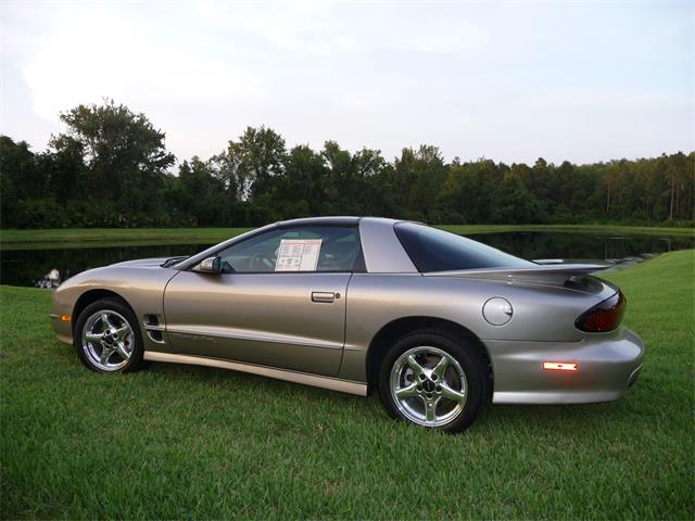 2001 Pontiac Firebird Trans Am | 556391